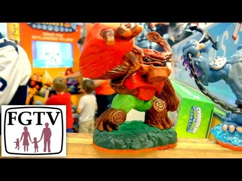 (1 of 3) Hunt For Official Skylanders Champion 2013 – Regional Heats - YouTube thumbnail