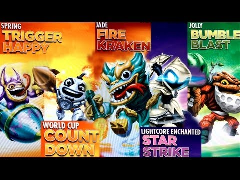 5 Swap Force Variants Leaked – Jade Fire Kraken, Kick Off Countdown, Jolly Bumble Blast - YouTube thumbnail
