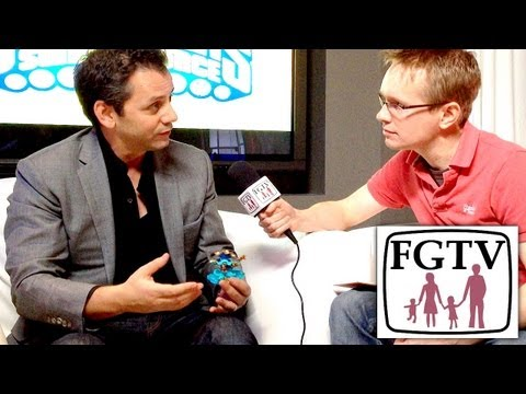 Activision CEO Talks Skylanders Swap Force - YouTube thumbnail