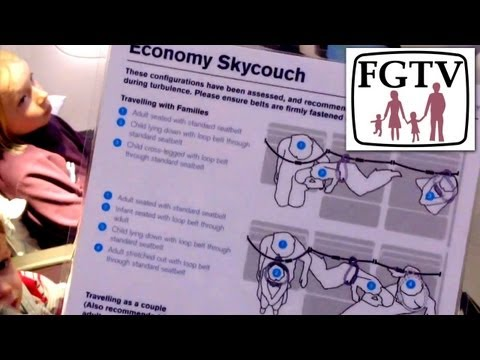 Air New Zealand Skycouch Service Host Interview - YouTube thumbnail