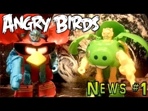 Angry Birds News #1: Transformers Telepods Revealed - YouTube thumbnail