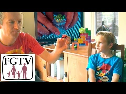Angry Birds Telepods rivals Skylanders Swap Force For Top Video-Game Toy - YouTube thumbnail