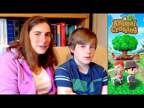 Animal Crossing New Leaf – Day 1.1 – Moving In Planting Mayor's Tree - YouTube thumbnail