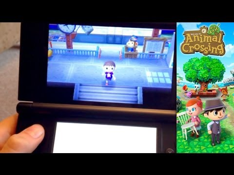 Animal Crossing New Leaf – Day 12.2 – Visiting Other Towns Via Wi-Fi - YouTube thumbnail