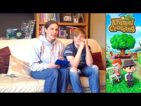 Animal Crossing New Leaf – Day 16 – Photo's Help Remember Events and Game-Play - YouTube thumbnail