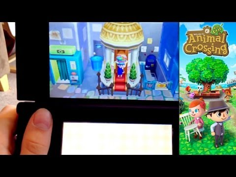 Animal Crossing New Leaf – Day 17 – Dream Suite, Wall Furniture, Phineas Badges - YouTube thumbnail