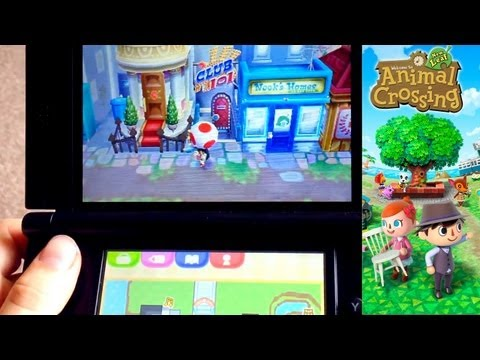 Animal Crossing New Leaf – Day 18 – Club lOl and DJ KK Slider - YouTube thumbnail