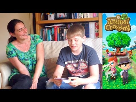 Animal Crossing New Leaf – Day 19 – Viewer Questions 1 - YouTube thumbnail