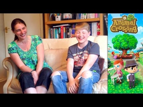 Animal Crossing New Leaf – Day 20 – Forums Bell Tree - YouTube thumbnail