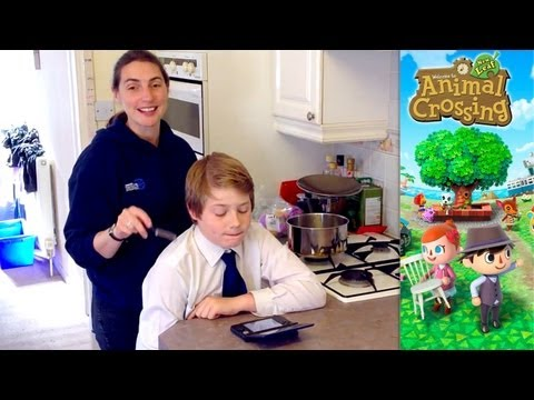Animal Crossing New Leaf – Day 5.1 – Pay Off Mortgage Loan & New Shops - YouTube thumbnail