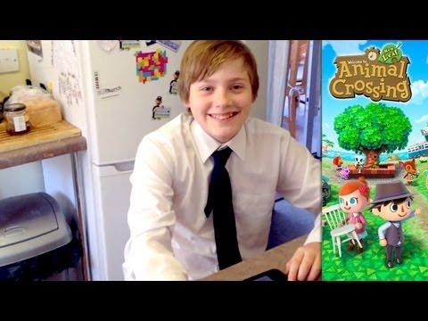 Animal Crossing New Leaf – Day 5.2 – Katrina Fortune Teller Tips - YouTube thumbnail