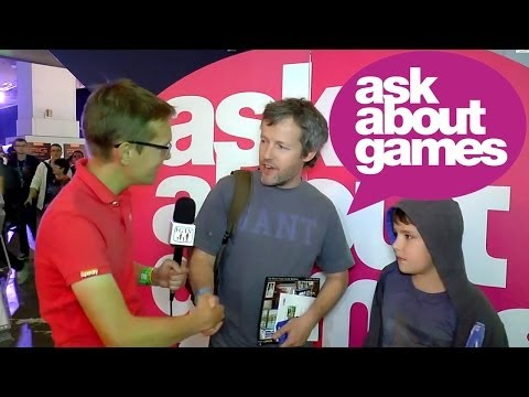 Ask About Games at Eurogamer Expo 2013 with the Jones Family - YouTube thumbnail