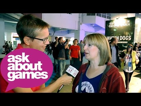 Ask About Games at Eurogamer Expo 2013 with the Layton Family - YouTube thumbnail