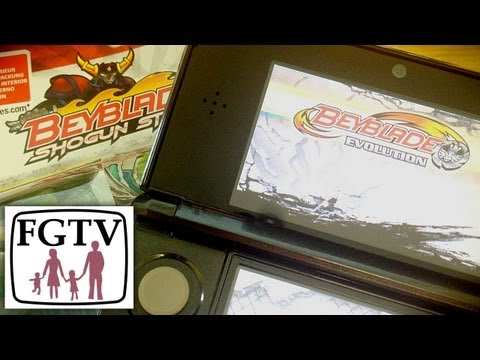 Beyblade Evolution 3DS Preview – More Swapping Than Skylanders - YouTube thumbnail