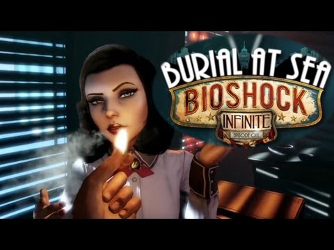 BioShock Infinite: Burial At Sea – Episode One First Five Minutes - YouTube thumbnail