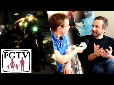 Bioshock Infinite Franchise Plans –  (3 of 4) Ken Levine Interview - YouTube thumbnail