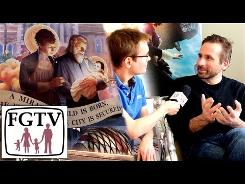 Bioshock Infinite's Christianity – (2 of 4) Ken Levine Interview - YouTube thumbnail