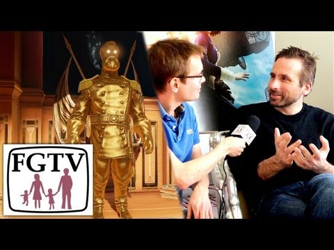 Bioshock Infinite's New Audience –  (4 of 4) Ken Levine Interview - YouTube thumbnail