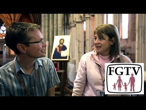 Cathedral Canon Interviewed About PlayStation Use in Worship (FGTV 2.5) - YouTube thumbnail