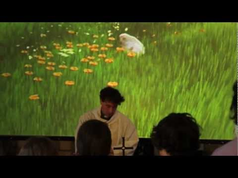 Cathedral Service Using PlayStation 3 Game Flower (FGTV 2.4) - YouTube thumbnail