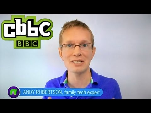 CBBC Newsround – Geek Dad Technology Advice (Part 2 of 2) - YouTube thumbnail