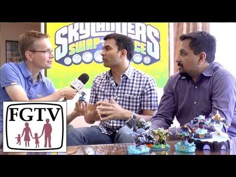 CEOs Talk Skylanders Swap Force PS4/Xbox One vs Wii, Gender, Combos, Reposed Giants, Adventure Packs - YouTube thumbnail