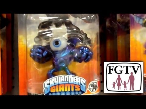 Chrome Eye Brawl Spotted In Toys R Us & UK Retail Clears Stock Ready For Swap Force - YouTube thumbnail