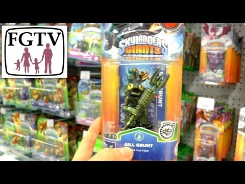 Colour Shift Copper Gill Grunt Hunt Down on Store Shelves - YouTube thumbnail