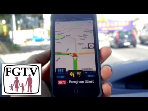 CoPilot Live App Review New Zealand - YouTube thumbnail