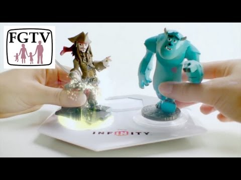 Disney Infinity Announcement Trailer 360/PS3/Wii/3DS/PC/Mobile - YouTube thumbnail