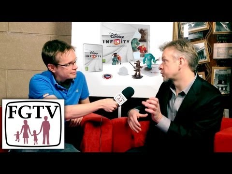Disney Infinity CEO Talks Toys, Tokens and Pricing - YouTube thumbnail