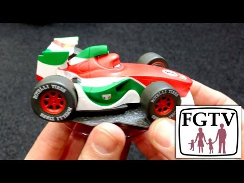Disney Infinity Francesco Bernoulli Unboxing and Gameplay – Cars Playset - YouTube thumbnail