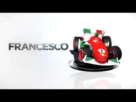 Disney Infinity Francisco Bernouli Toy Trailer – Gameplay and Toy - YouTube thumbnail