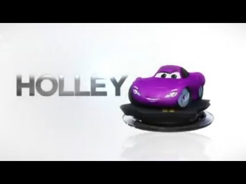 Disney Infinity Holley Shiftwell Toy Trailer – Gameplay and Toy - YouTube thumbnail
