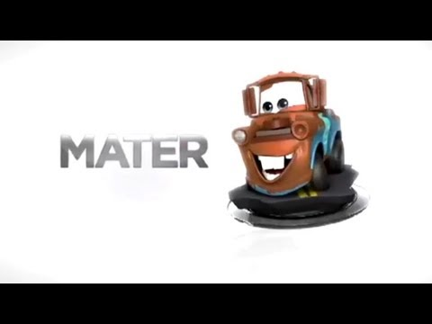 Disney Infinity Mater Toy Trailer – Gameplay and Toy - YouTube thumbnail