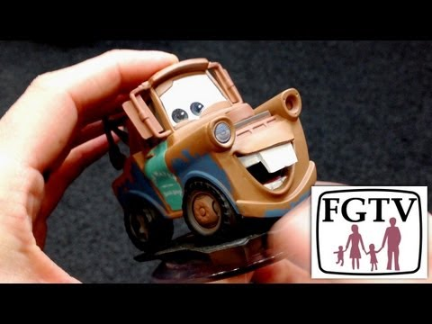 Disney Infinity Mater Unboxing and Gameplay – Cars Playset - YouTube thumbnail