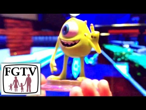Disney Infinity Monsters University Gameplay First Level - YouTube thumbnail