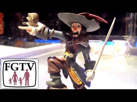 Disney Infinity Pirates of Caribbean Gameplay First Level - YouTube thumbnail