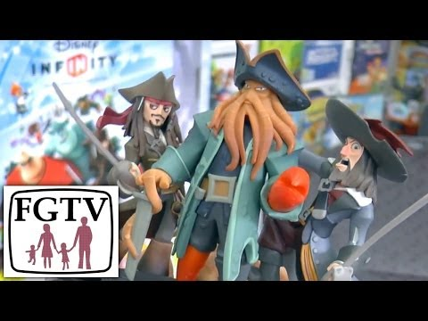 Disney Infinity Retail Update & Look Ahead To Upcoing Waves - YouTube thumbnail