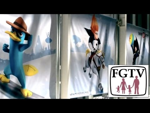 Disney Infinity Sneak Peek E3 Banners vs Skylanders - YouTube thumbnail