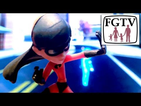 Disney Infinity The Incredibles Gameplay First Level - YouTube thumbnail