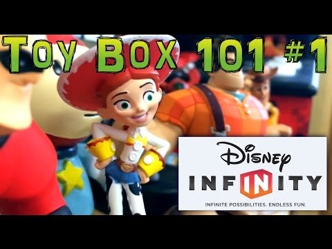 Disney Infinity Toy Box Family Introduction (1 of 3) - YouTube thumbnail