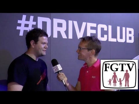 Driveclub PS4 Hands-On Preview - YouTube thumbnail
