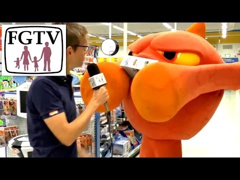 Eruptor Week (5 of 5) – Eruptor Gets Disney Infinity Indegestion - YouTube thumbnail