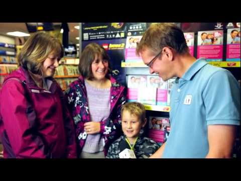 Exeter Gamestation Gaming Surgery with Barker Family (AAG 1.4) - YouTube thumbnail
