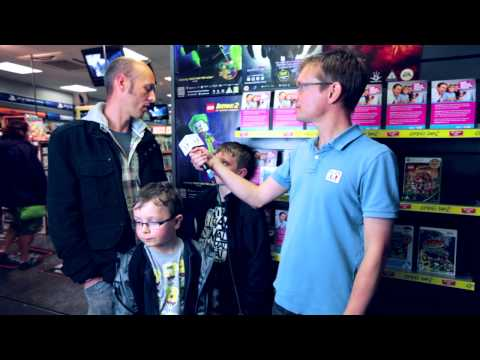 Exeter Gamestation Gaming Surgery with Brooks Family (AAG 1.8) - YouTube thumbnail