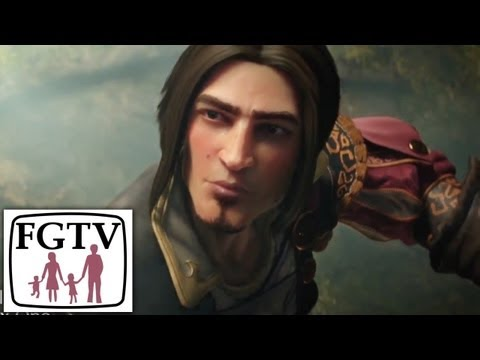 Fable Anniversary & Legends Interview – Discuss Fable The Journey Xbox One Kinect Controls - YouTube thumbnail