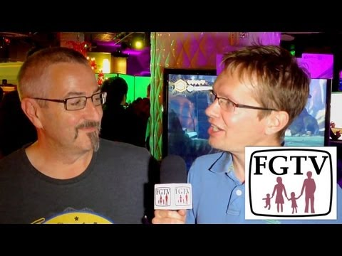Fable The Journey Hands-on Interview with Gary Carr (FGTV 2.49) - YouTube thumbnail