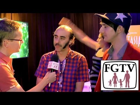 Fantasia Music Evolved Xbox One Gameplay and Interview Matt Boch and Daniel Sussman - YouTube thumbnail