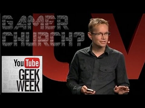 Geek Sermon: Join The Church Of The Gamer (Part 1) - YouTube thumbnail